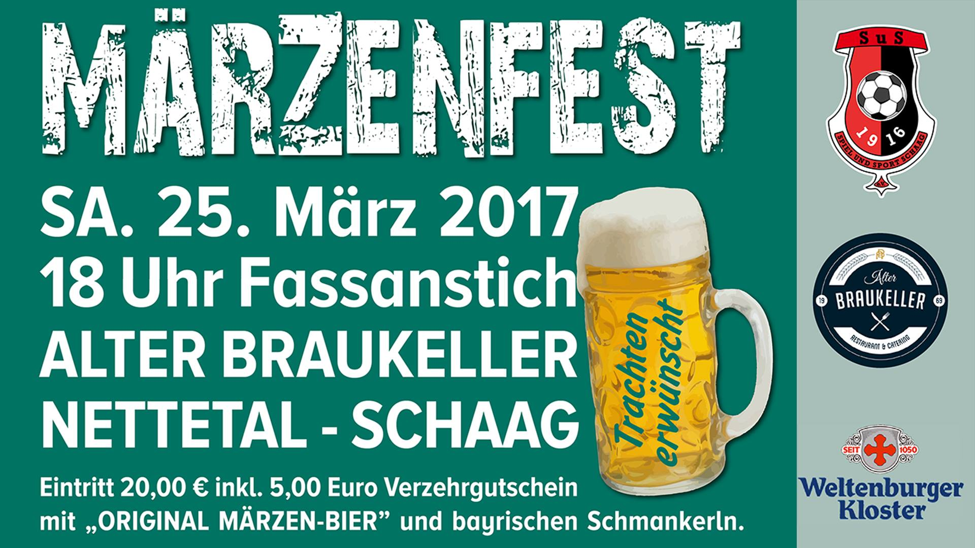 Märzenfest 2017