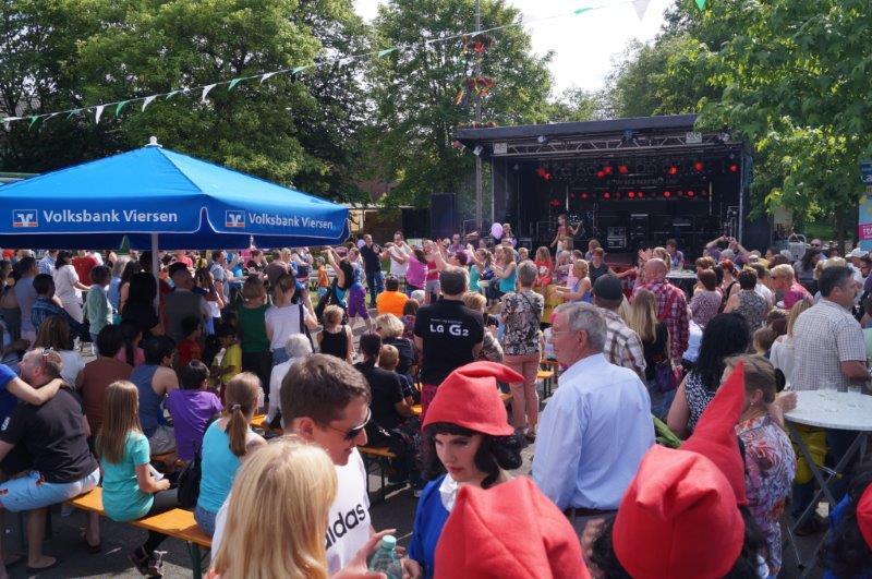 Gewerbefest Niederkrüchten 2017 (Tag2/2)