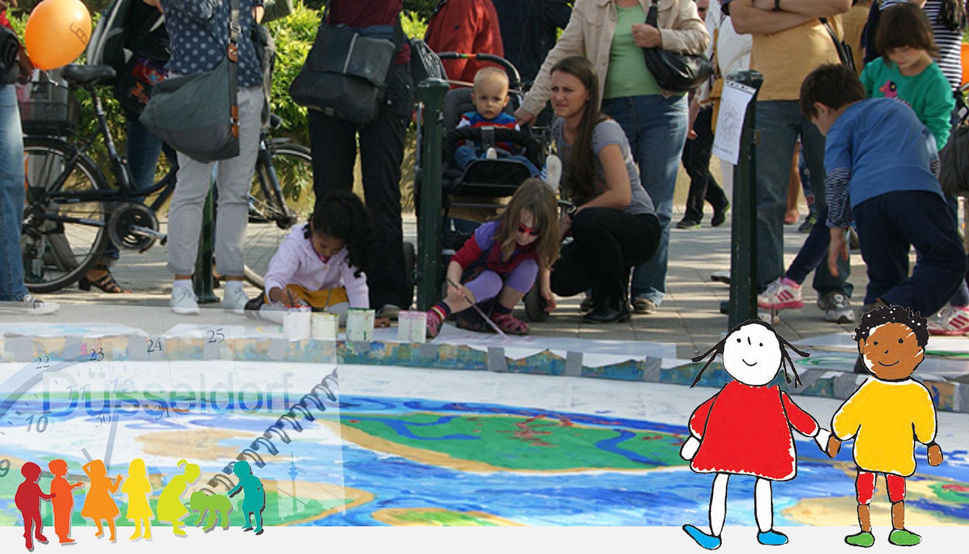 Weltkindertag Düsseldorf