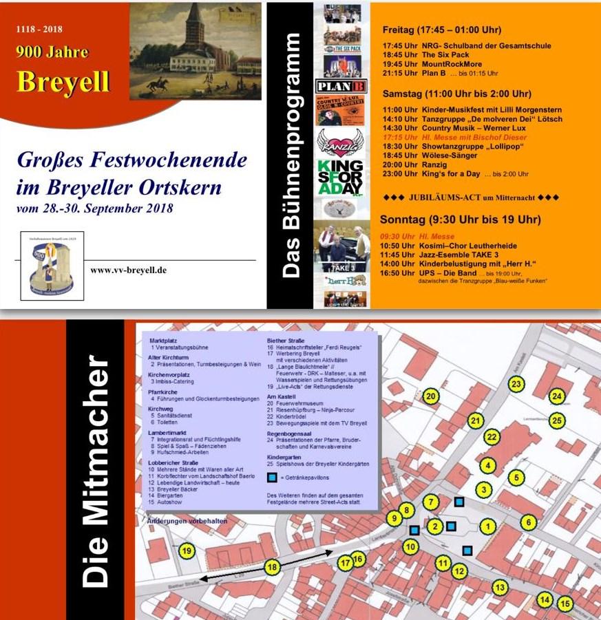 900 Jahre Breyell 3/3