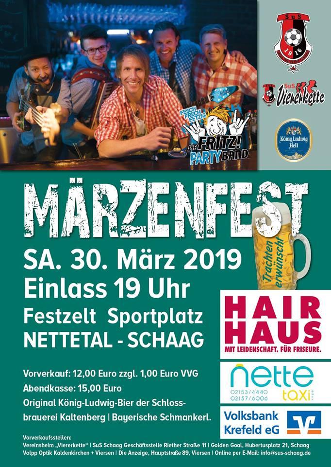 3. Schaager Märzenfest