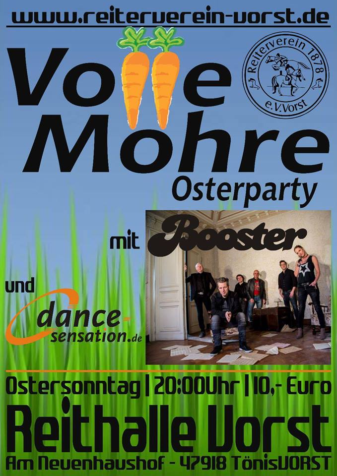 Osterparty Vorst Vol. 40